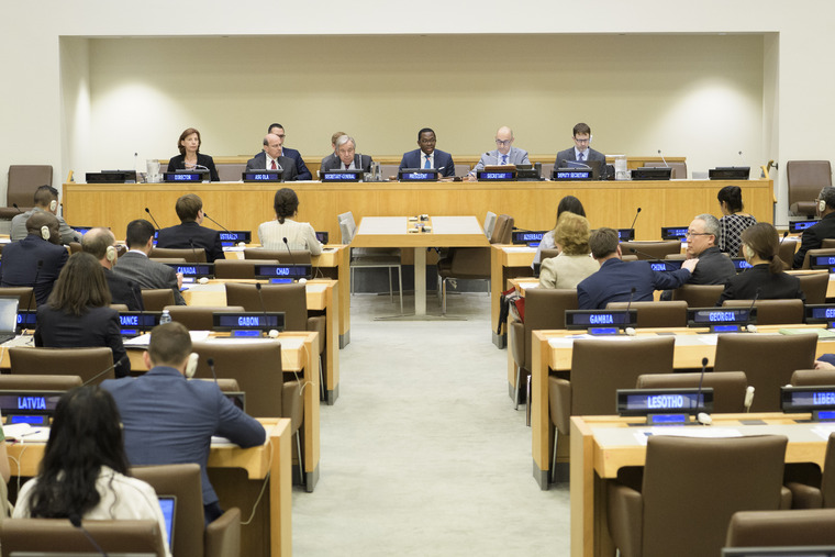 Meeting of States Parties to the UN Convention on Law of the Sea
