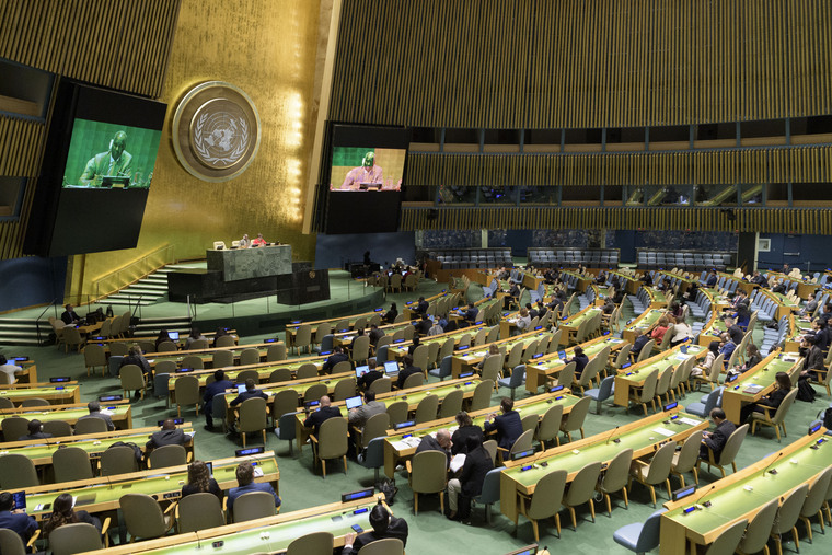 General Assembly Renews Efforts to Realize 2030 Agenda