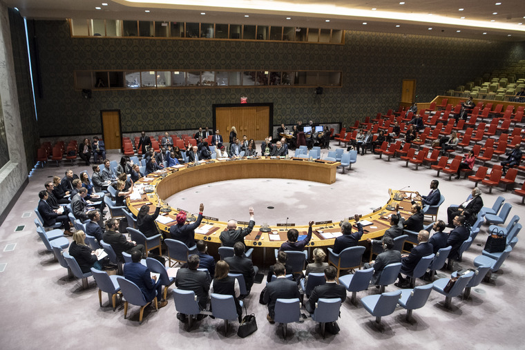 Security Council Adopts Resolution on Somalia
