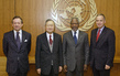 Secretary-General Meets President of International Court of Justice 2.831067