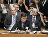 Security Council Unanimously Calls on Syria to Detain Suspects in Hariri Murder 2.566493