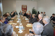 Secretary-General Meets with His Senior Officials 2.4105442