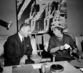 "Leontyne Price Presents ""Aida"" Album to Dr. Ralph Bunche 7.225272"