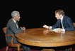 UN Secretary-General Being Interviewed by Charlie Rose 2.8559604