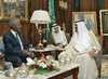 Secretary-General Meets With Saudi King 3.7383385