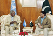 Secretary-General Meets With President of Pakistan 3.6950562
