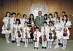 Secretary-General with Children of the Tarumi Violin Foundation 2.8550787