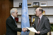 Deputy Chief of Peacekeeping Operations Meets Chief Military Liaison Officer of UNMIK 7.2194686