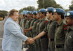 SG's Special Representative for Namibia Reviews Indian Police Monitors in Caprivi Strip 5.2809515