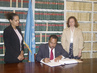 SOLOMON ISLANDS SIGNS WORLD HEALTH ORGANIZATION FRAMEWORK CONVENTION 4.4558635