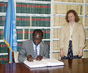 BENIN SIGNS WORLD HEALTH ORGANIZATION FRAMEWORK CONVENTION 4.495823