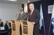 Secretary-General of the United Nations and Prime Minister of Israel hold Press Conference 2.6061223