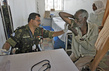 United Nations Peacekeepers Extend Free Medical Care to Local Population 4.5161114