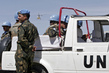 Peacekeepers Welcome Special Representative, Force Commander 4.3348722