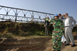 Special Representative for Sudan Visits Bridge Built by Peacekeepers 4.302232