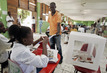 Haitians Vote in Parliamentary Elections 4.095914