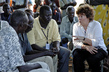 High Commissioner for Human Rights Meets with Community Leaders in Sudan 4.4655914