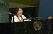 Chairperson of United Nations Permanent Forum on Indigenous Issues Addresses Opening Ceremony 5.6485257
