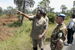Deputy Special Representative for Burundi, Deputy Force Commander Assess Flood Emergency Needs 8.136816