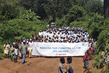 World Food Programme and Partners March against Hunger in Burundi 8.297298