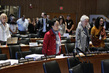 Meeting of United Nations Permanent Forum on Indigenous Issues Observes Moment of Silence 5.6485257
