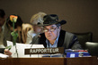 Meeting of United Nations Permanent Forum on Indigenous Issues Adopts Report 5.6205926