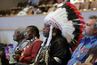 Meeting of United Nations Permanent Forum on Indigenous Issues Adopts Report 10.23077