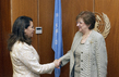 Deputy-Secretary-General Meets With Moroccan Minister 7.236347