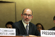 Human Rights Council President Addresses Second Session in Geneva 7.0423393