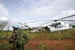 United Nations Mission Helicopters Assist in Democratic Republic of Congo Elections 4.397684
