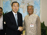 Secretary-General-designate Meets 2006 Nobel Peace Prize Winner 9.433733