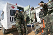 Sudanese Gunshot Victim Arrives at UN-supported Treatment Facility 4.3709245