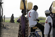 Humanitarian Agencies Distributes Needed Supplies in Sudan 4.3039856