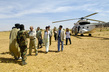 Special Representative for Sudan Meets Sudanese Commanders 4.4463816
