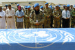 Pakistani Peacekeeper's Body Sent Home 4.4211416