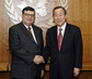 Secretary-General Meets President of Economic and Social Council 1.4978733