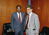 President of General Assembly Meets with Foreign Minister of Brazil 0.13421875