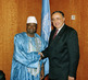 President of General Assembly Meets with Foreign Minister of Tunisia 0.69737