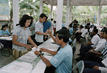 Cambodian Election Held Under Supervision of UNTAC 4.699463