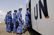 United Nations Peacekeepers Arrive in Liberia 4.6478624