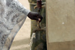 Clean Drinking Water Runs From a Faucet in Senegal 7.9907165