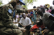 UN Peacekeepers in Medical Outreach Programme in Liberia 7.2642817