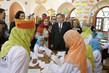 Secretary-General Visits Education Project for Girls 8.05307