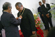New Timor-Leste President Honoured 4.61977