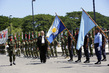 Timor-Leste's New President Inspects Guard of Honour 4.7699676