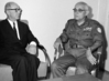 Swedish Ambassador to the United Arab Republic Visits UNEF 3.9910126