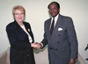 Deputy Secretary-General Meets Permanent Representative of Djibouti 7.252002