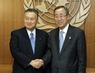 Secretary-General Meets Former Prime Minister of Japan 1.0