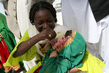 UNICEF Administers Polio Vaccinations to Children in Afghanistan 3.7928348