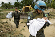 MINUSTAH Peacekeeper Assists Flood Victims in Haiti 1.0